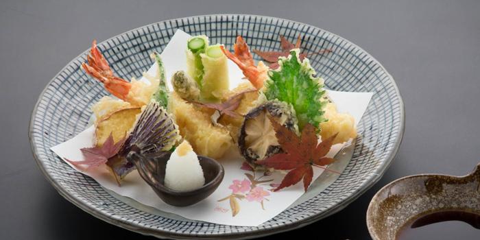 Tempura, Sakura Japanese Cuisine Restaurant, Central, Hong Kong