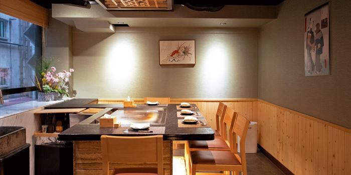 Teppanyaki Room, Sakura Japanese Cuisine Restaurant, Central, Hong Kong
