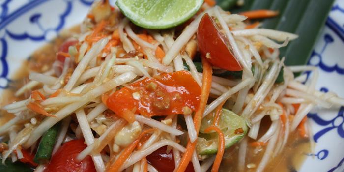 Thai Salad, Ruam, Wan Chai, Hong Kong