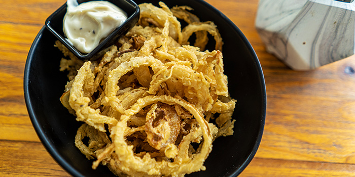 The Glass Onion Rings from The Glass Onion at Bencoolen in Bugis, Singapore