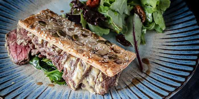 The Steak from 51 Soho in Telok Ayer, Singapore