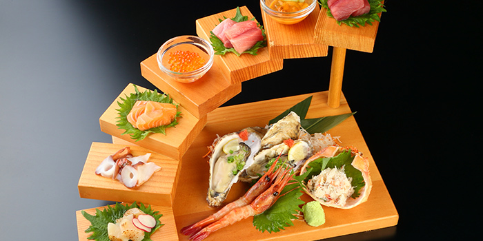 Tokujo Assorted Sashimi from Amazing Hokkaido in Robertson Quay, Singapore