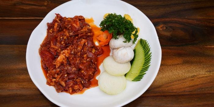 Dish 3 at Misoro Korean BBQ All You Can Eat & Soju Bar