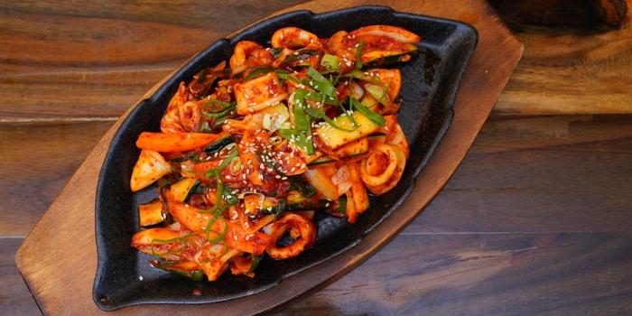 Dish 6 at Misoro Korean BBQ All You Can Eat & Soju Bar