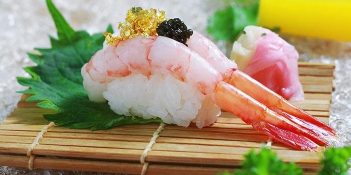 Dish 8 at Asuka (JW Marriott)