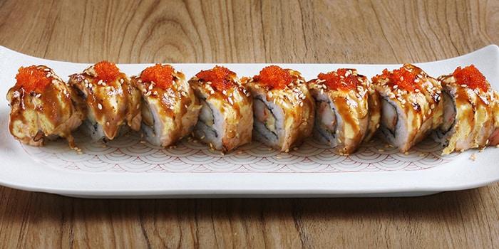 Dish 7 at Asuka (JW Marriott)