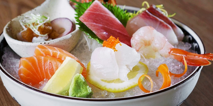 Dish 9 at Asuka (JW Marriott)