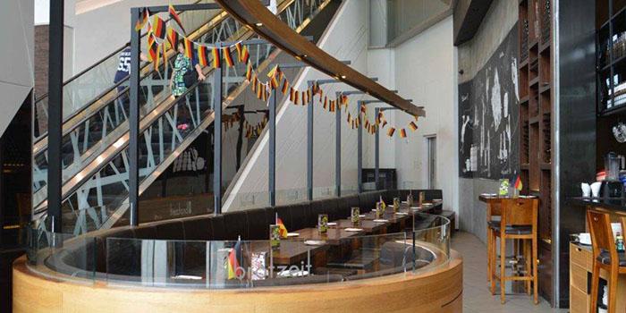 Bar Area, BROTZEIT German Bier Bar & Restaurant (YOHO Mall), Yuen Long, Hong Kong