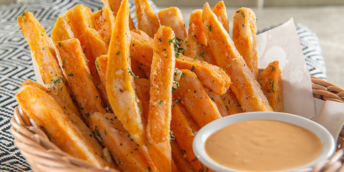 Sweet Potato Fries, Assembly, Tsim Sha Tsui, Hong Kong