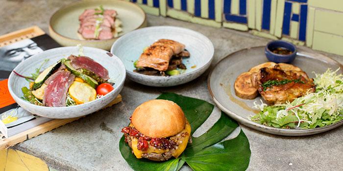 Weekday Lunch Combo, Uma Nota, Central, Hong Kong