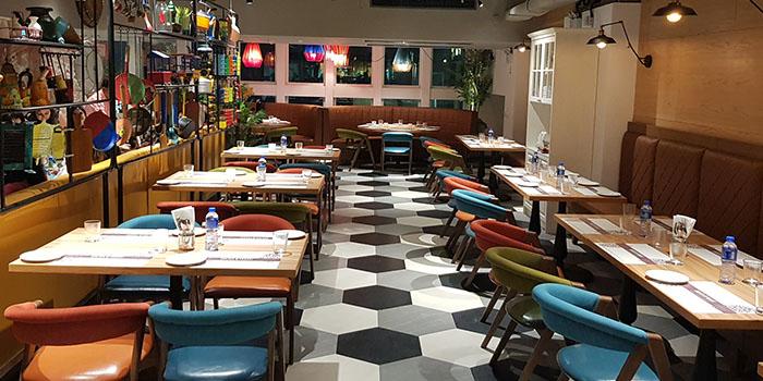 Dining Area, Kailash Parbat, Tsim Sha Tsui, Hong Kong