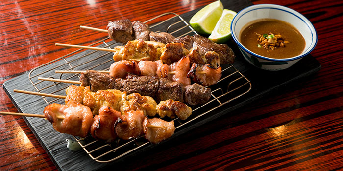 Screw Your Skewers, Lee Lo Mei, Central, Hong Kong