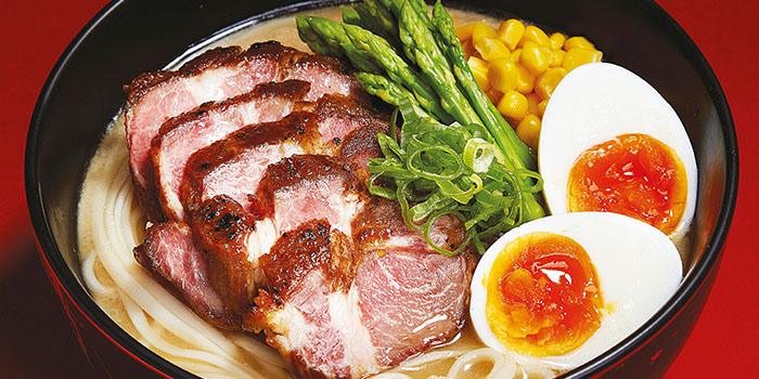 100% Acorn-fed Iberico Noodle Soup, Reserva Ibérica Tapas Bar & Café (Causeway Bay), Causeway Bay, Hong Kong