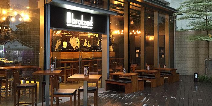 Outdoor Area, BROTZEIT German Bier Bar & Restaurant (YOHO Mall), Yuen Long, Hong Kong