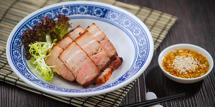 Roasted Pork, The Night Market, Central, Hong Kong