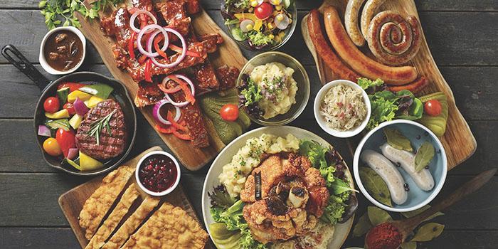 Food Variety, BROTZEIT German Bier Bar & Restaurant (Tsim Sha Tsui), Tsim Sha Tsui, Hong Kong
