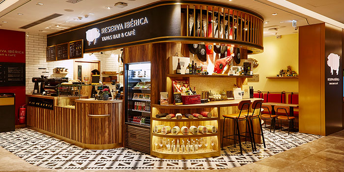Shop Front, Reserva Ibérica Tapas Bar & Café (Causeway Bay), Causeway Bay, Hong Kong