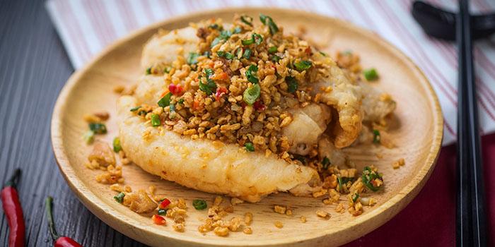 Deep Fried Fish, The Night Market, Central, Hong Kong