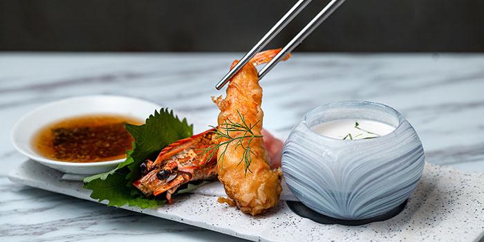 Deep Fried Shrimp, Zeng, Causeway Bay, Hong Kong
