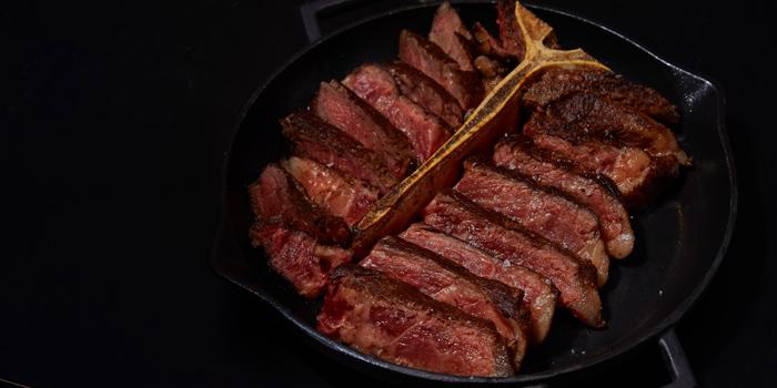 Australian Wagyu Flank Steak from 1919 Italian Bar & Restaurant at 10/15 Convent Road Silom, Bangrak Bangkok
