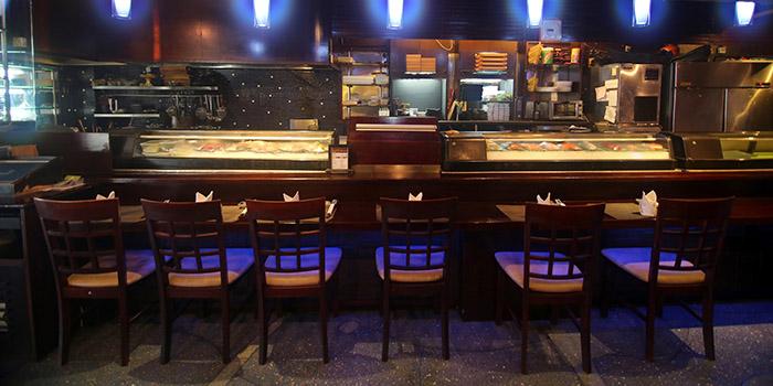 Interior at Bluefin Japanese Fusion & Lounge, Kuta