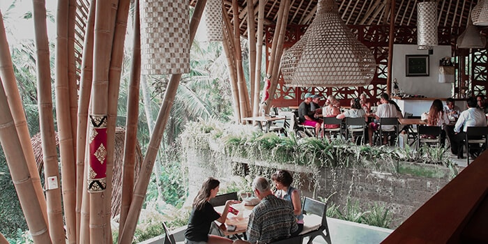 Interior from The Mooi River Valley, Gianyar, Bali