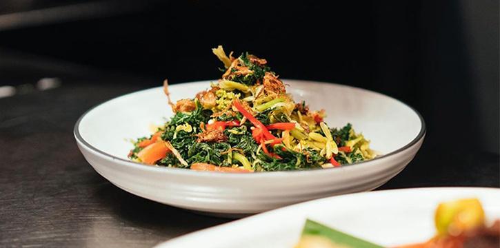 Dish 3 at Kayu Kayu Restaurant