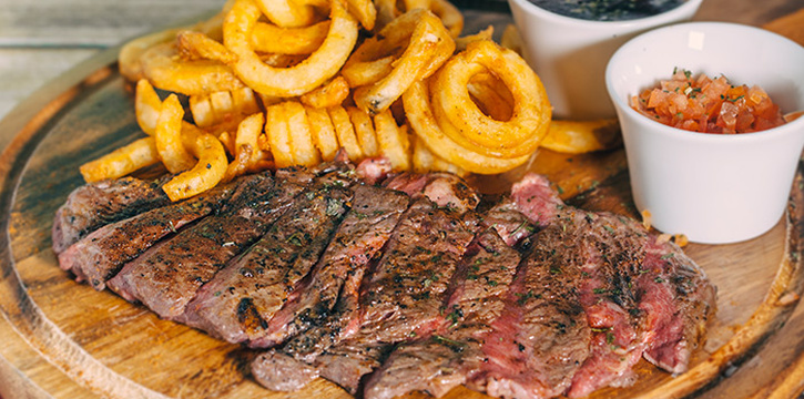Steak & Fries from TAP (Robertson Quay) in Robertson Quay, Singapore