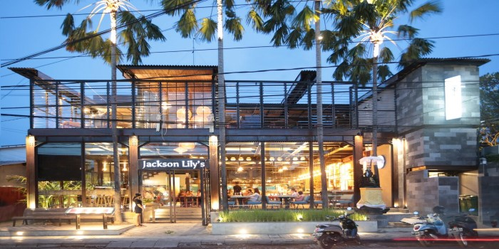 Exterior at Jackson Lily