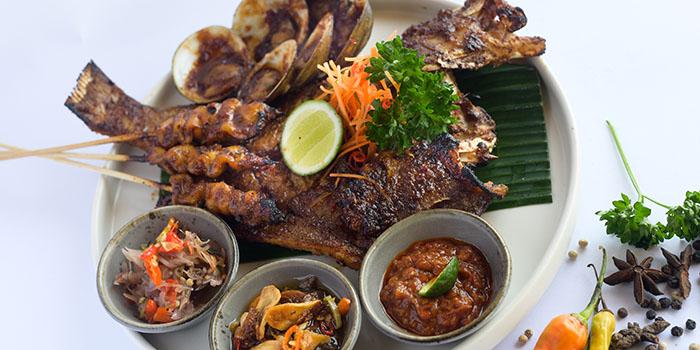 Food from My Wayan by the Sea, Kuta, Bali