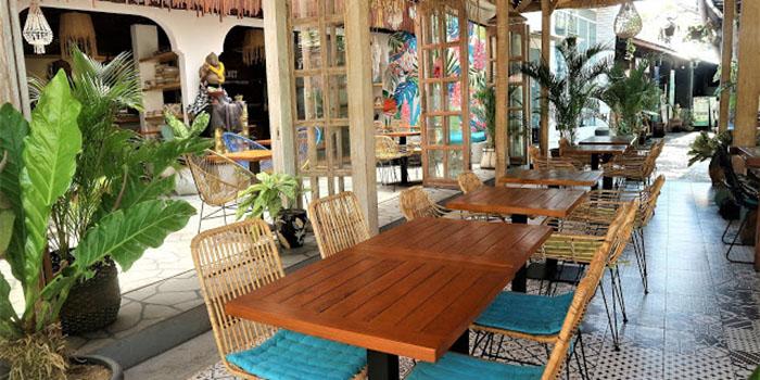 Interior from Kin Cafe, Seminyak, Bali