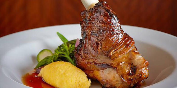 Lamb Shank from Anita Private Kitchen at Young Place Ground floor Soi Sukhumvit 23, Bangkok