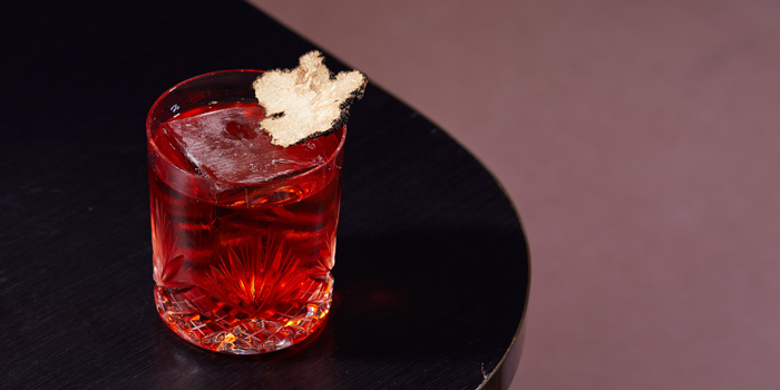 Negroni from 1919 Italian Bar & Restaurant at 10/15 Convent Road Silom, Bangrak Bangkok