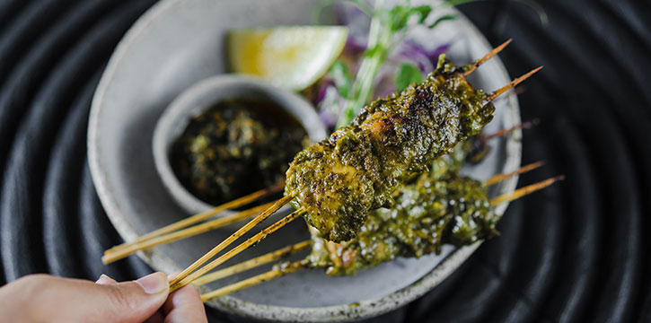 Robata Chicken from Billy Ho, Canggu, Bali
