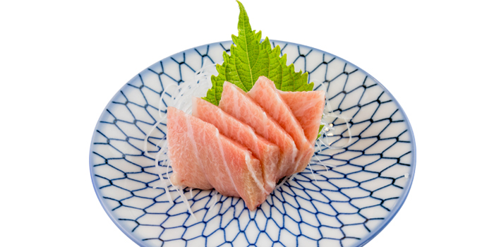 Sashimi from Take Japanese Restaurant in Cherngtalay, Phuket, Thailand