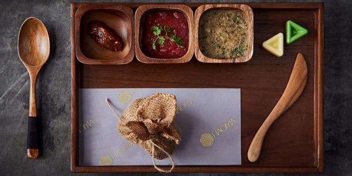 Tasting Menu from Haoma at Sukhumvit Soi 31 Wattana, Bangkok