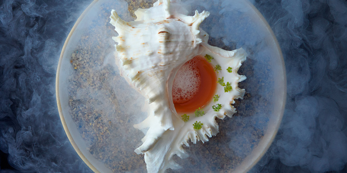 Tasting Menu from Haoma at Sukhumvit Soi 31 Wattana, Bangkok