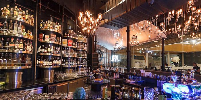 The Bar of 1881 by Water Library at Central World 999/9 Rama I Rd Pathumwan, Pathum Wan Bangkok