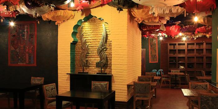 Interior 2 at Indian Tandoor, Jimbaran