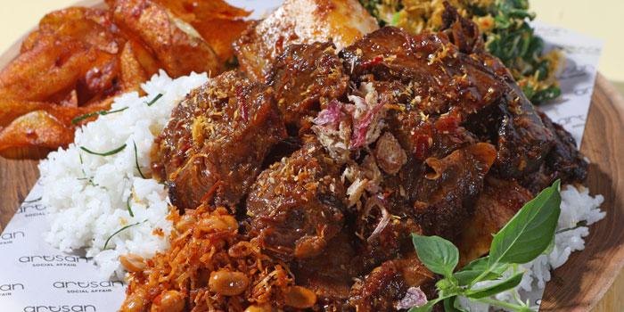 Dish 4 at Artisan Social Affair, Mall of Indonesia