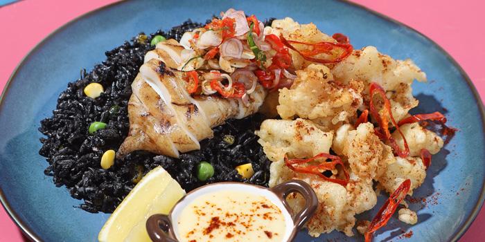 Dish 6 at Artisan Social Affair, Mall of Indonesia
