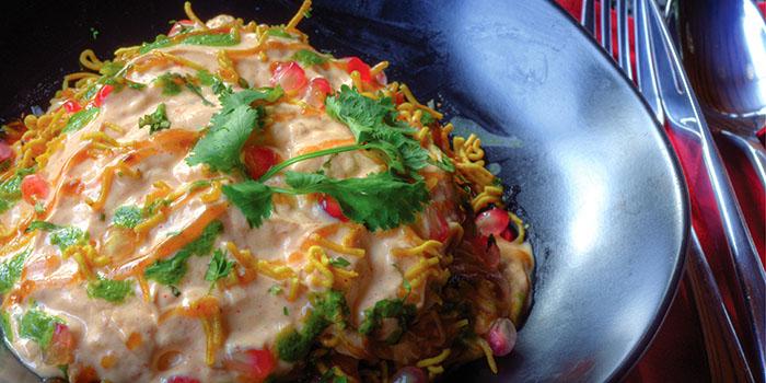 Food from Spice Mantraa, Kuta, Bali
