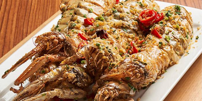 Food from Bali Fish Market, Kuta, Bali