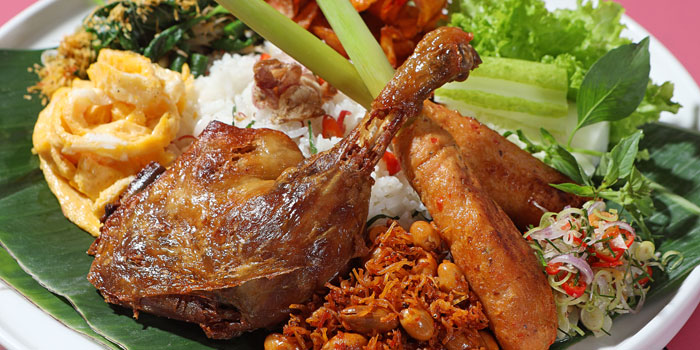 Dish 3 at Artisan Social Affair, Mall of Indonesia