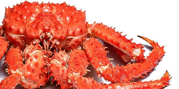 Alaskan King Crab at Pearl