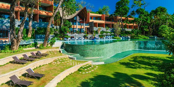 Atmosphere of Baba Chino at Sripanwa Resort & Spa, Panwa Cape, Phuket Thailand