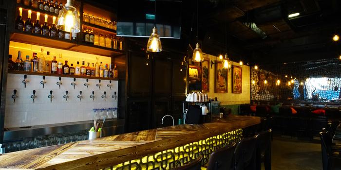 Bar, BlackSalt Tavern, Western District, Hong Kong