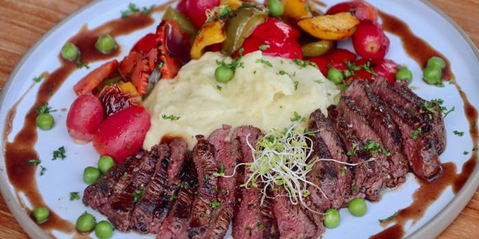 Beef Steak from Unni