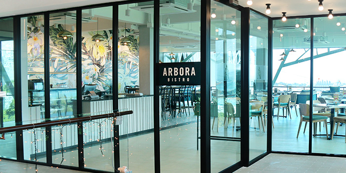Exterior of Arbora (formerly Spuds & Aprons) at Faber Peak Singapore in Harbourfront, Singapore