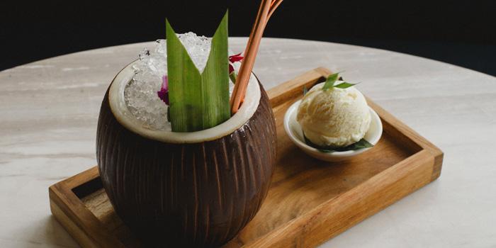 Coconut Island at Pardon My French, Jakarta